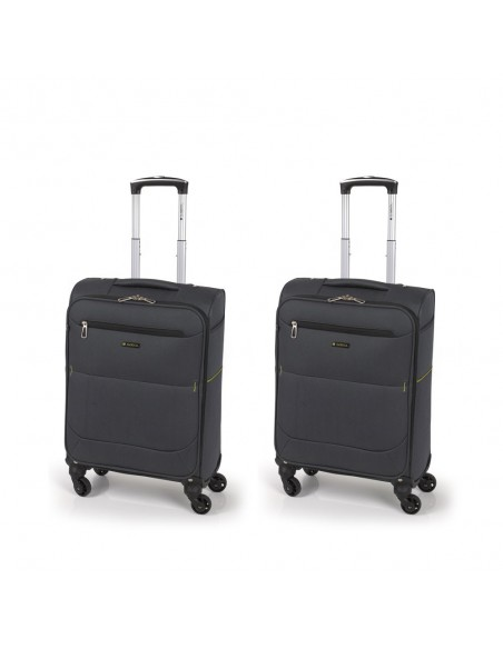 Set 2 Trolleys C22 Gabol Vegas