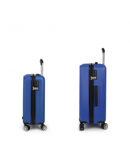 Set 2 trolleys Gabol Mondrian