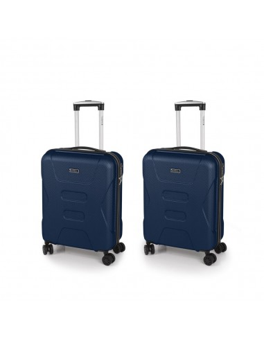 Set 2 trolleys Gabol Custom