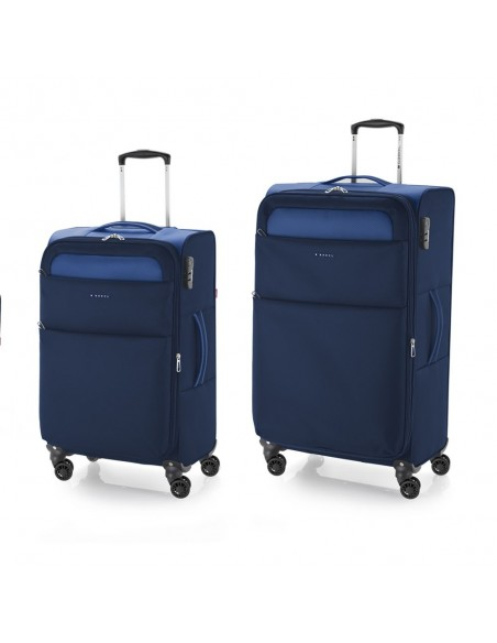 Set 2 Trolleys M - L Gabol Cloud