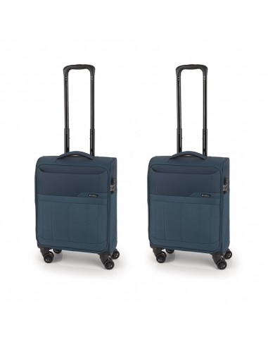 Set 2 trolleys Gabol Roma