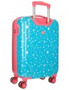 Trolley de cabina Roll Road Unicorn Coral