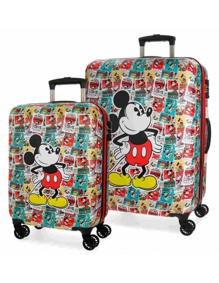 Set 2 Trolley C21 - M Mickey Posters